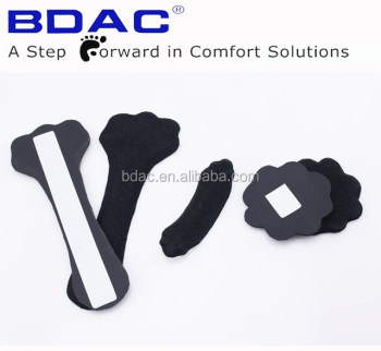 high heel shoe press proof shock absorbing insoles shoe pad