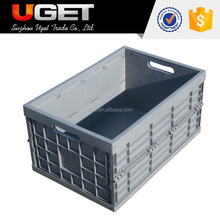 High Quality plastic collapsible bulk crate for sale