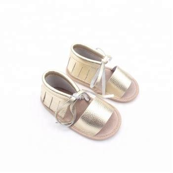90b698d98ca1e Bébé Chaud Chaussures En Cuir D été Cool Enfants Sandales Chaussures ...