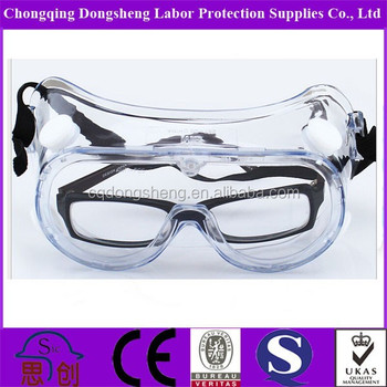 Wholesale Anti-fog Chemical goggles for laboratory chemical liquid ...