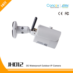 mobile phone remote control wireless and 3g data network bullet camera