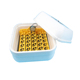new type 25 chicken eggs 12v and 220v mini incubator solar chicken incubator