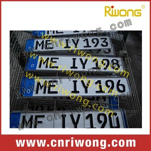 Number Plate Suppliers >> Germany Car Number Plates Germany Car Number Plates