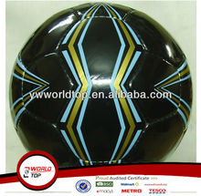 Middle quality synthetic leather football