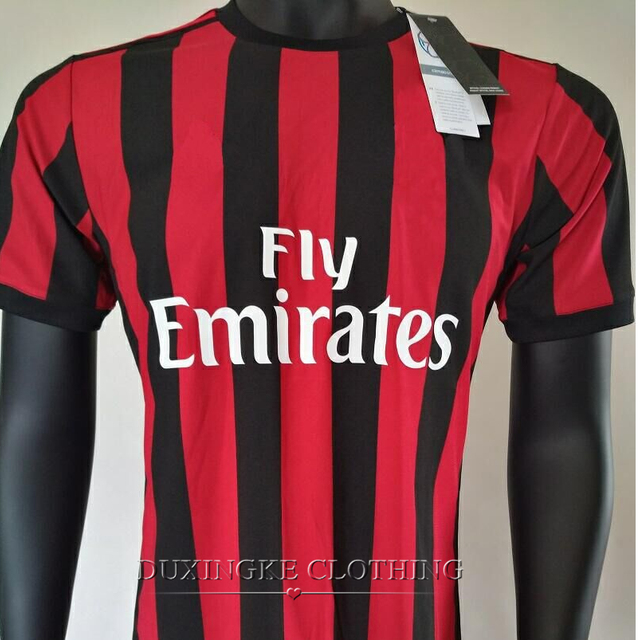 0f00441f204e 2017-2018 Soccer jersey 2018 Football Shirt Home Red fans version Football  Jersey