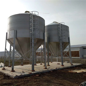 MUHE small grain silos 3 ton capacity