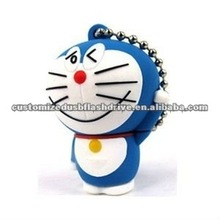 Cartoon doraemon usb flash drive disk