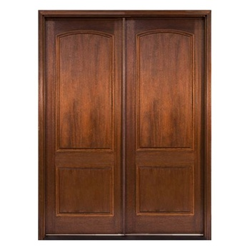 45mm Thick Red Oak Solid Wood Doors