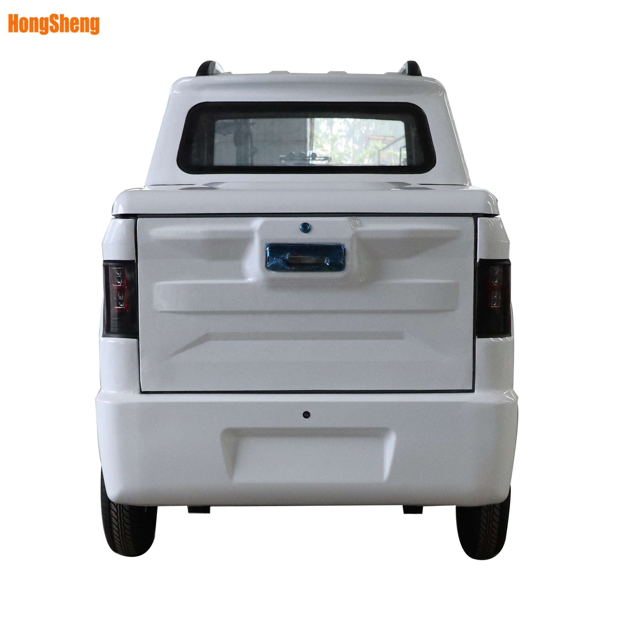 four wheel mini electric pickup car electric pickup cargo car with lithium battery