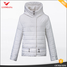 jacket women winter 2017 China wholesale down jacket New arrival fashionable puffer jackets