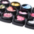 Party beauty 12 kleuren PET pailletten gel nat gezicht shimmer shining cream oogschaduw sticker set cosmetica make-up glitter eye shadow