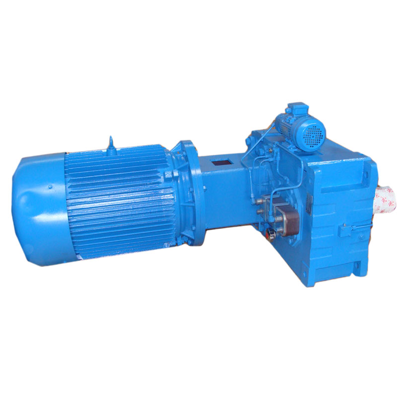 PV serial bevel gearbox for agricultural machinery