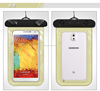 Hot Selling pvc waterproof cell phone plastic bag With String