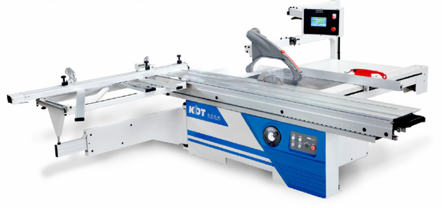 Touch screen control KS-132K sliding table saw panel saw machine