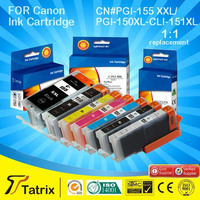 printer cartridges china/ compatible ink cartridge for Canon PGI-150XL