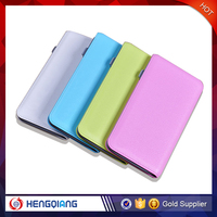Wholesale Ultra-thin Powerbank 8500mAh Battery Charger Power bank