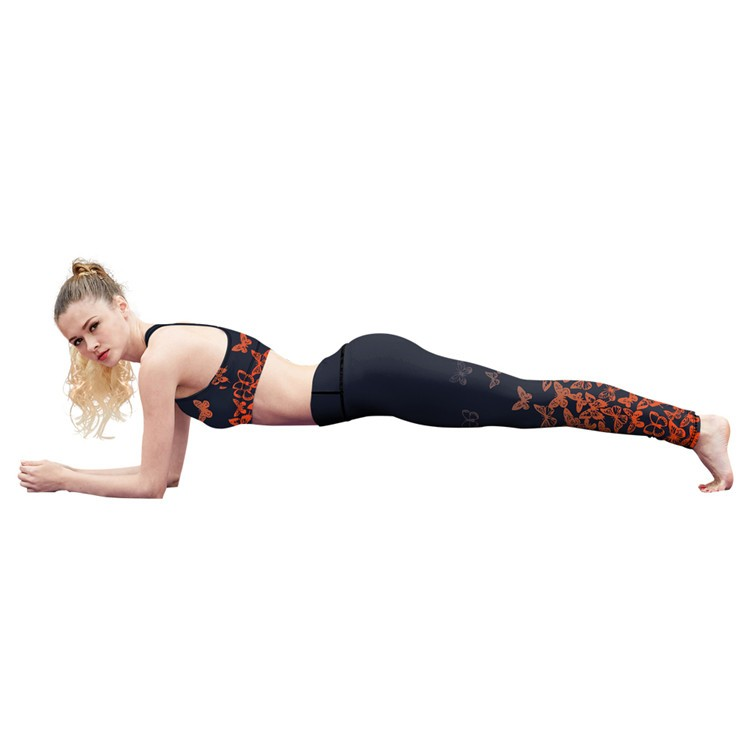 New Style CUSTOM Sport Yoga Women Pants