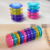 New Arrival 10Pcs Round Magnetic Pin Button Memo Message Note DIY Whiteboard Fridge Magnets For Home Tools Random Color