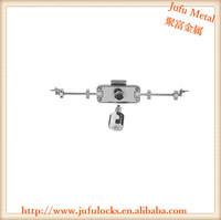 166 Series Rotating Bar Lock W / Knob & Key