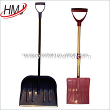 Wholesales Fiberglass and Wooden Handle heavy duty spade shovel