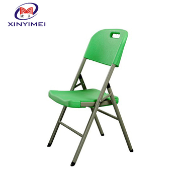 hot sale HDPE used plastic folding chairs