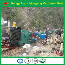 China supplier CE approved tree logs cutting machine wood drum chipper 008615039052280
