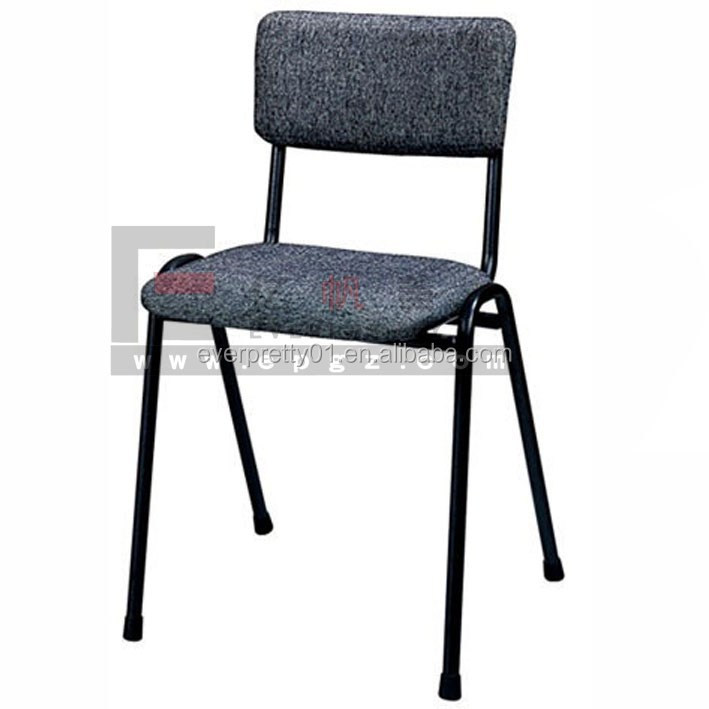 High Quality Teacher Fabric Stacking Chair for School