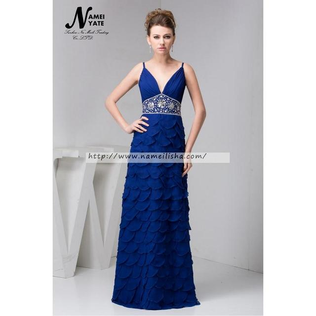 Buy Cheap China backless royal blue prom dresses Products, Find ...