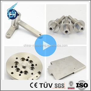 high quality cnc machining parts sheet metal stamping parts machined parts