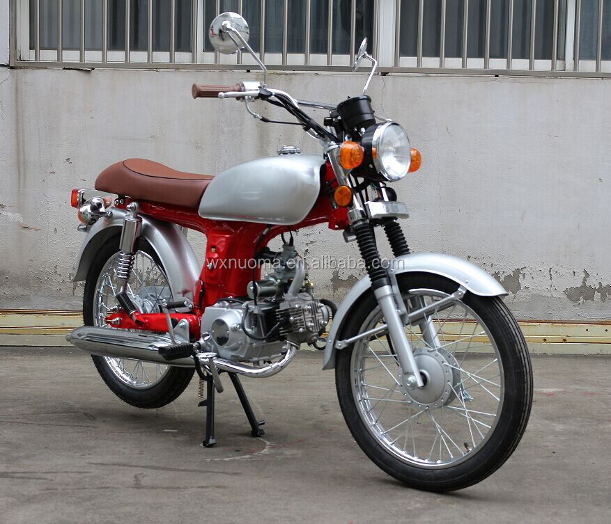 New desige best-selling high quality 50/110 /125CC JAZZ motorcycle with EEC
