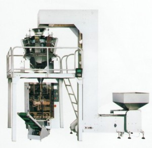 Vertical form-fill-seal vertical packaging machinery