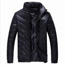 Pánská prošívaná zimní bunda z Aliexpress