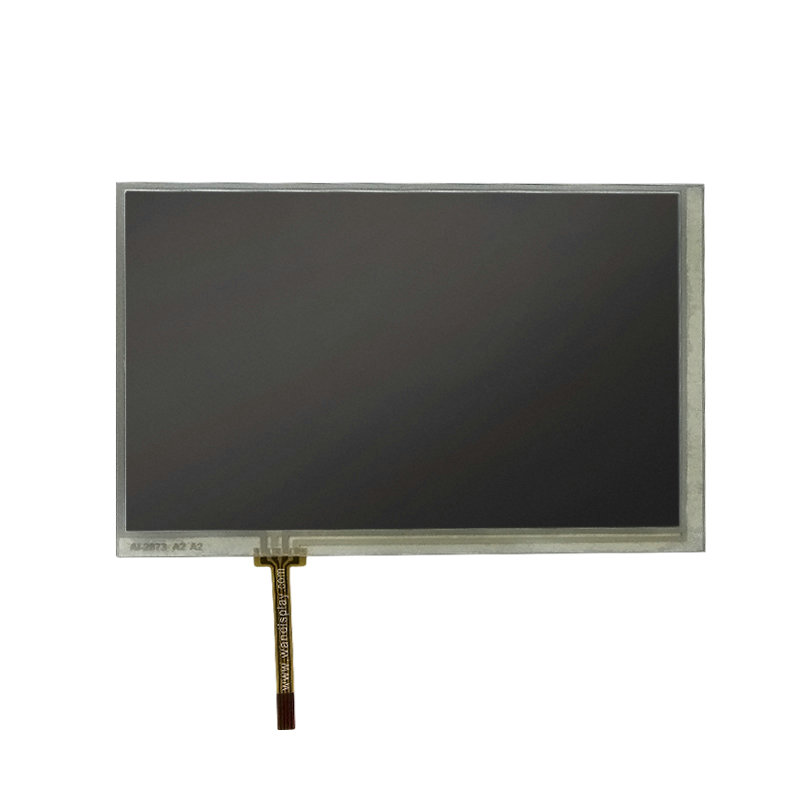 "TFT Type 7"" inch tft 800x480 LCD panel with resistive touch panel (KWH070KQ13-F02)"
