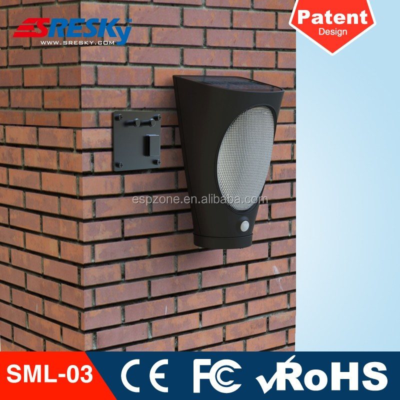 Modern 3W High Power Led Wall Light Outdoor Ip65 Outside