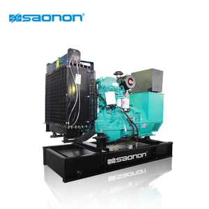 New style welding machine 250kVA alternator generator with cooling fan