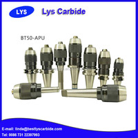 CNC drill milling chuck tool holder NT40-APU13,BT40-APU16,BT50-APU13, BT50-APU16