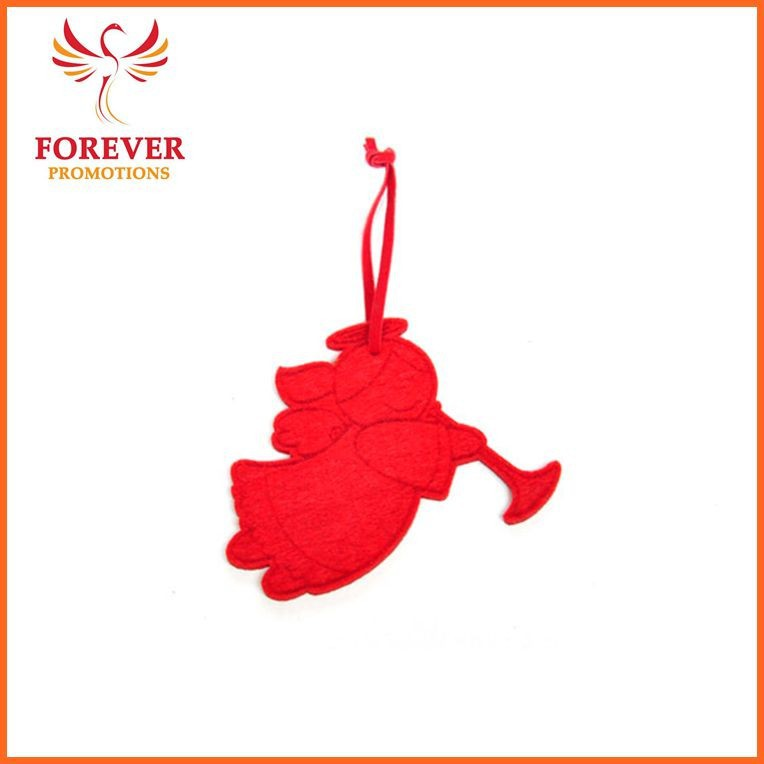 Eco-friendly Felt Products Supplier Decoration Angel