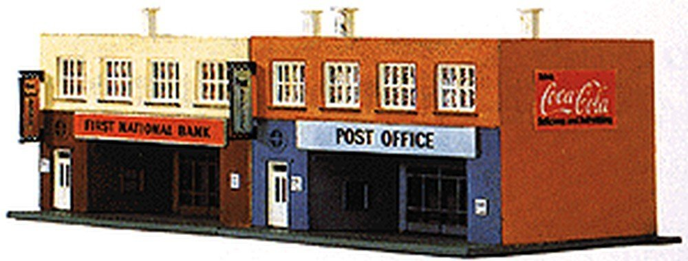 Buy Model Power Post Office and First National Bank