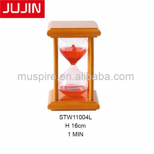 Festival Present Decoration Gifts Store Large Size Glass Hour