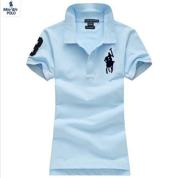 Лето женщины Polo марка ralphly женщины blusas camisa Polo camisas femininas урожай верхний Polo рубашка женщина Polo рубашки