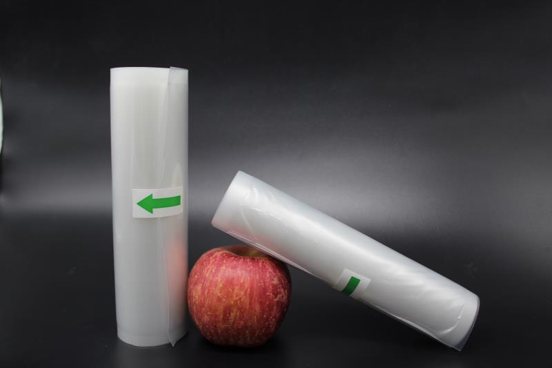 High barrier food saver moisture proof embossed bag vacuum packaging roll film