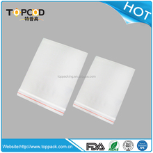 ziplock plastic bag/ziplock food bag from Chinese professional manufacturer-TOPCOD