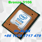 Intel Xeon Bronze 3106 cpu original Bronze 3106 1.70ghz processor SR3GL CD8067303561900