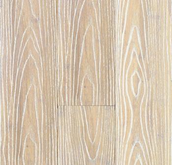 white embossed oak strand woven laminate bamboo flooring