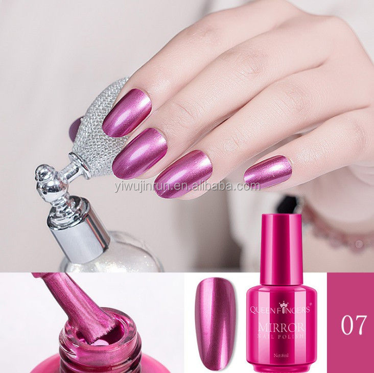 8ml Nail art accessories wholesale 12 color can choose durable gel nail polish private label