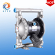 HYSS25 Stainless Steel Pneumatic Double Diaphragm Pump