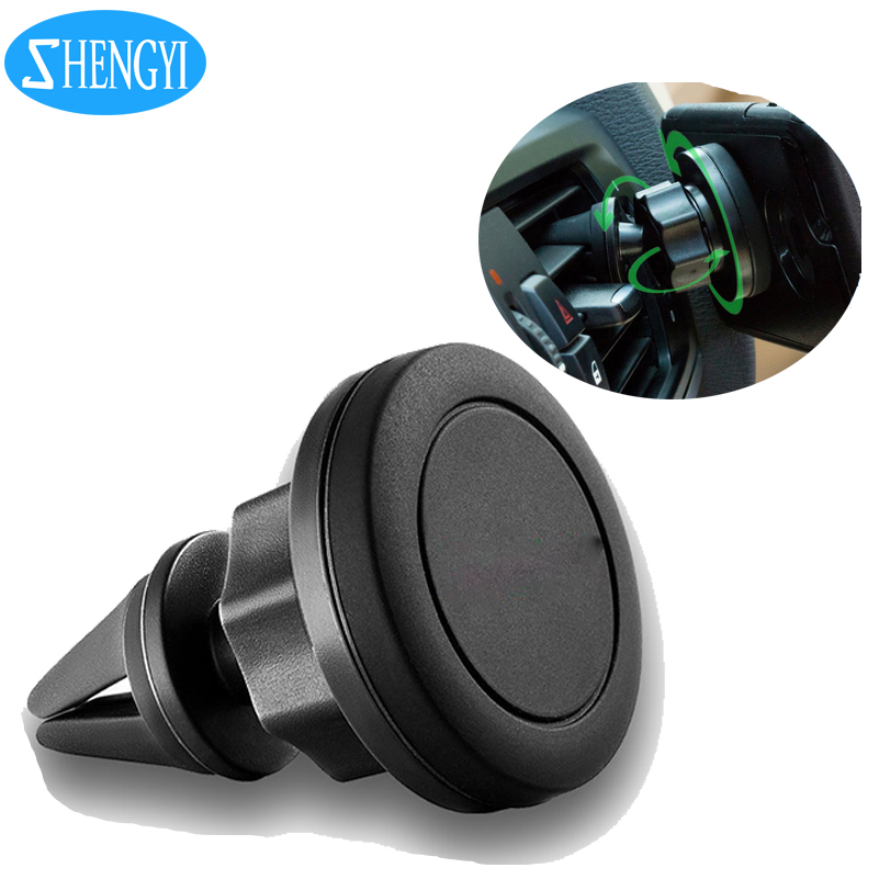 Special Car Accessories 360 Degree Rotation Magnet Cell Phone Car Mobile Phone Holder