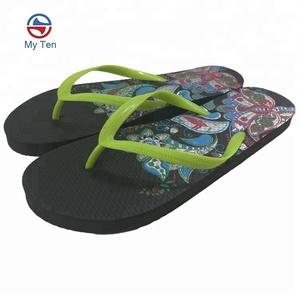 a436f1733 Promotion Item PE Foam Flip Flops Women Custom Printed Flip Flops Lady Cheap  Wholesale Flip Flops