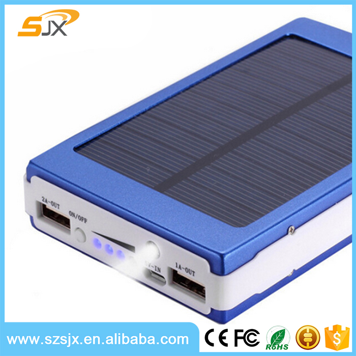 Solar Portable Charger,12000mah Portable Solar Charger for all Mobile Phone