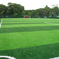 Professional synthetic artificial grass football soccer green grass wall carpet